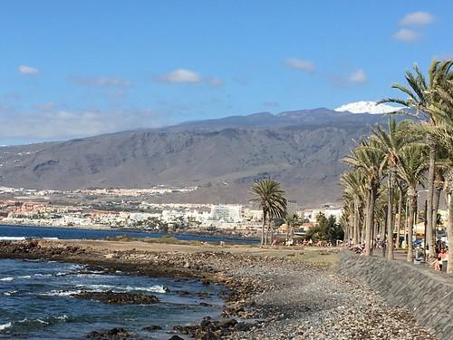 Promenade in Playa de Las Americas