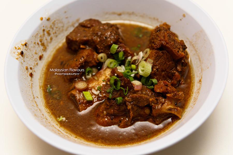 Annie 1 stew pork ribs damansara uptown