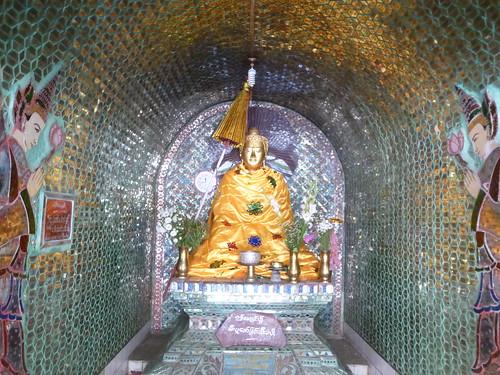 Birmanie-Twante-Paya Shwesandaw (7)