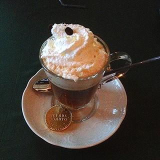 Pushkin Cafe.
