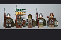 [LOTR] Soldiers of Rohan [#3]