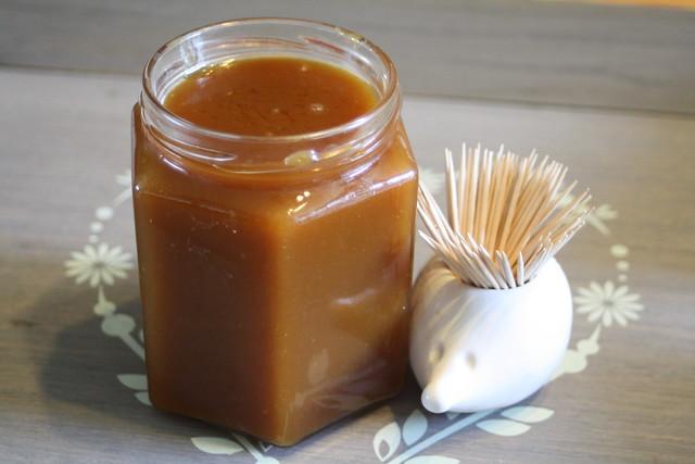 Sea salted butter caramel