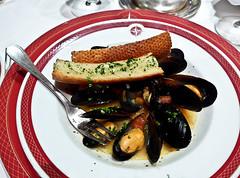 photo - Mussels, Seven Seas Navigator