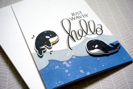 Mama Elephant - Whale Wishes - Close Up