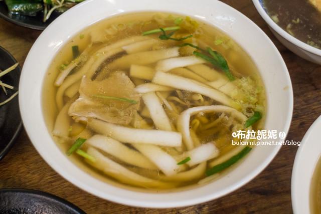 【南投埔里小吃】超人氣!沒吃過也聽過的埔里美食小吃@胡國雄切仔麵