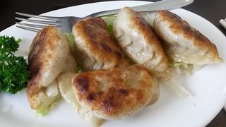 Fried Dumplings from Pu Kwong
