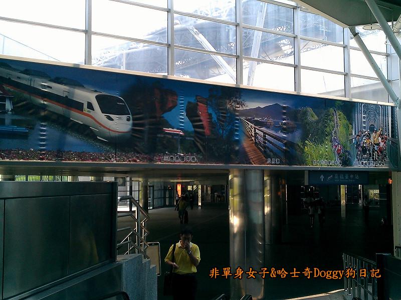 臺鐵新烏日vs高鐵台中站25