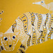 Small photo of Gond Tiger by Tiya