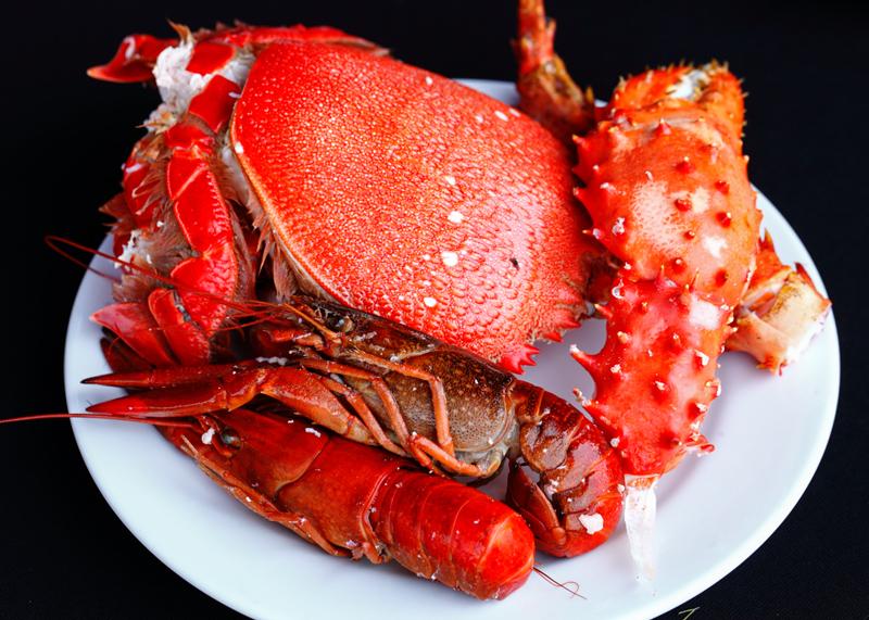 Pullman Putrajaya Epic Brunch Spanner Crab