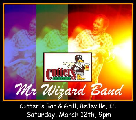 Mr Wizard band 3-12-16