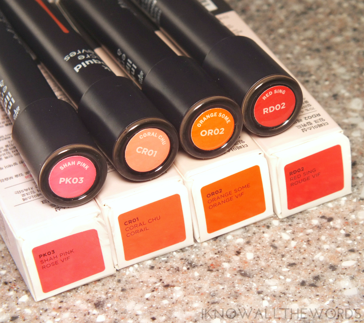 THEFACESHOP Ink Lipquid  (6)
