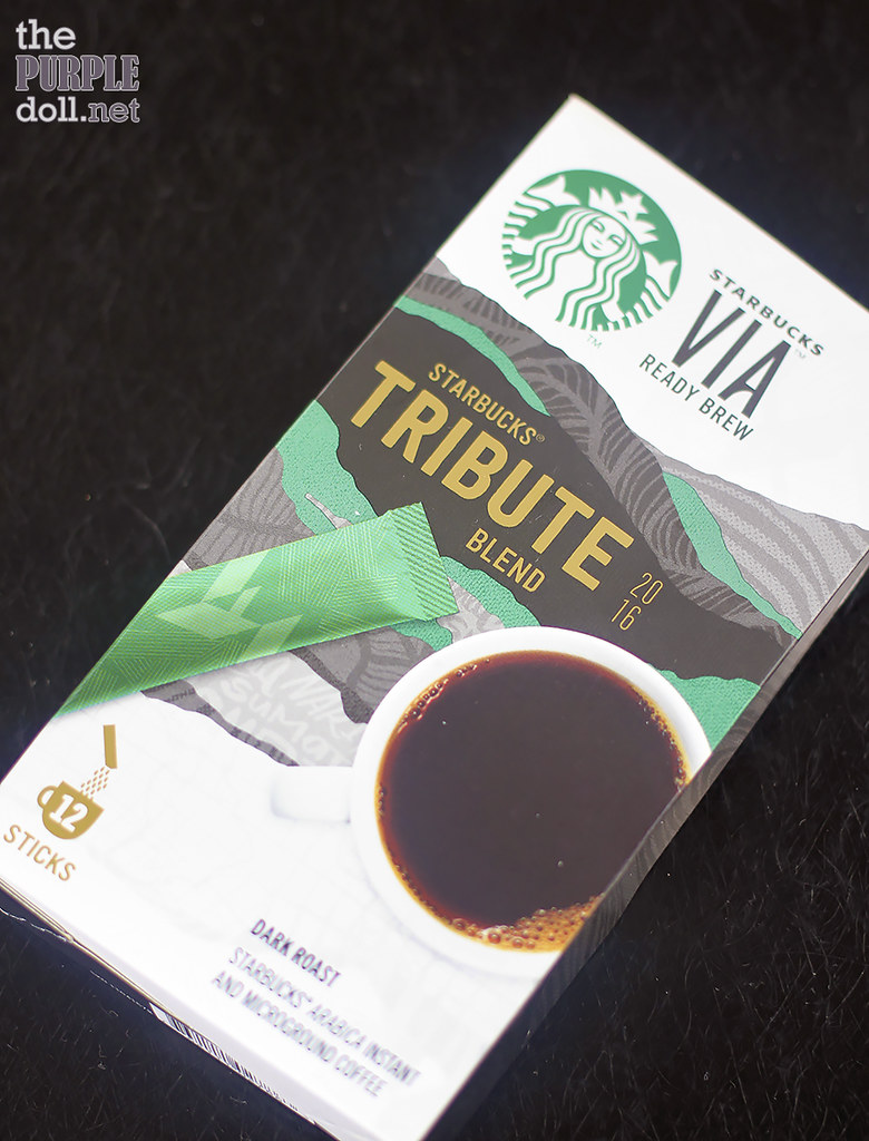 VIA Ready Brew Tribute Blend