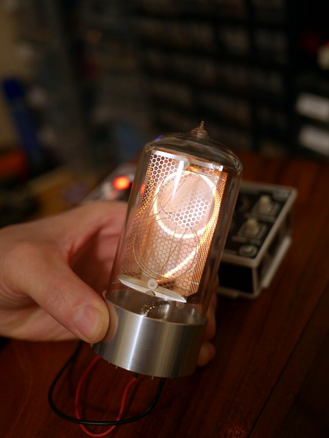 Bad Dog Designs - Nixie Clocks - 4
