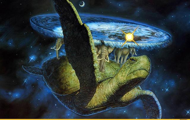 Терри-Пратчетт-Плоский-Мир-фэнтези-песочница-1312053