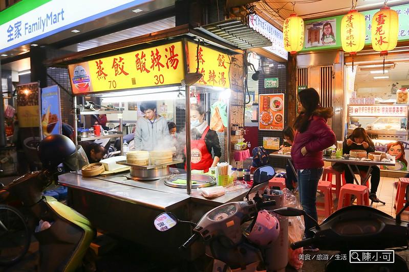 捷運大橋頭站美食,現做蒸餃 @陳小可的吃喝玩樂