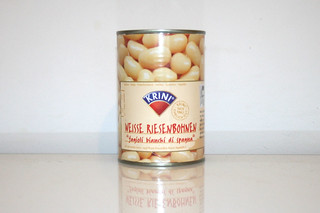 03 - Zutat Riesenbohnen / Ingredient giant stock-beans