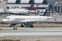 N634MX A319 Mexicana