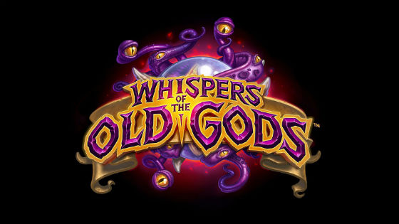 Hearthstone expansion, Whispers of the Old Gods out next week