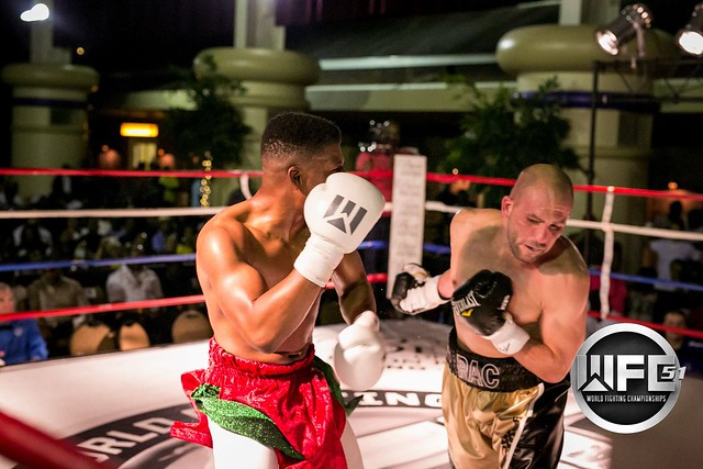 WFC 51 April 15th Live Boxing at Belle of Baton Rouge