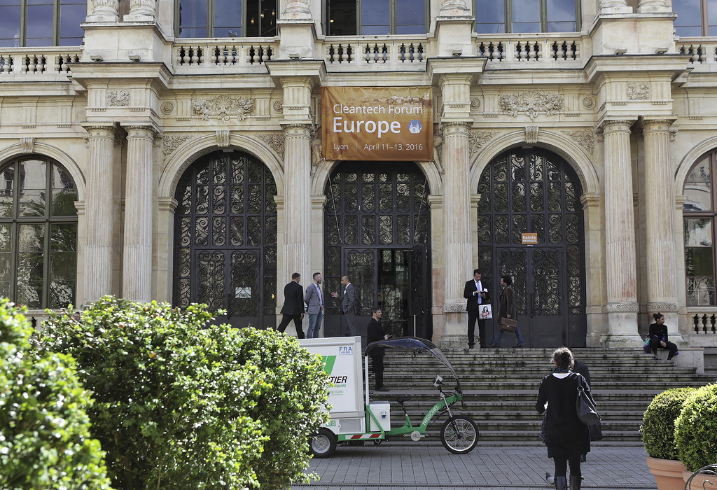 2016 Cleantech Forum Europe - Lyon