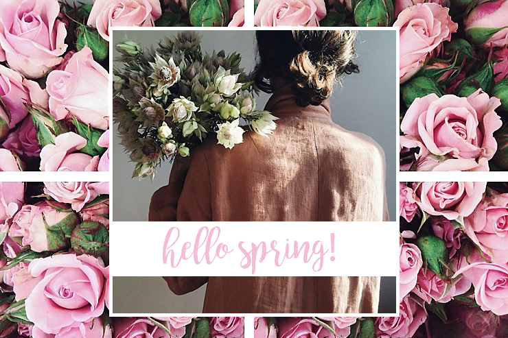 cover spring shopping