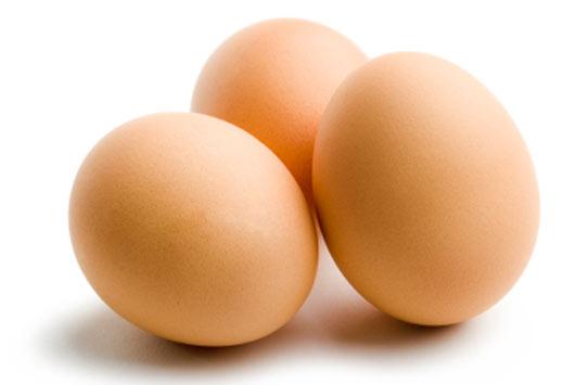 Phụ nữ có thai 3 tháng đầu nên ăn gì? - Trứng