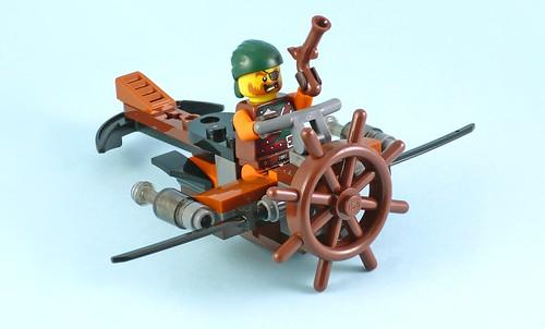 LEGO Ninjago 30421 Skybound Plane 08