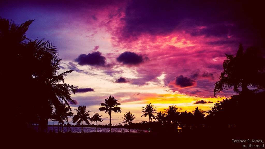 Destination: paradise