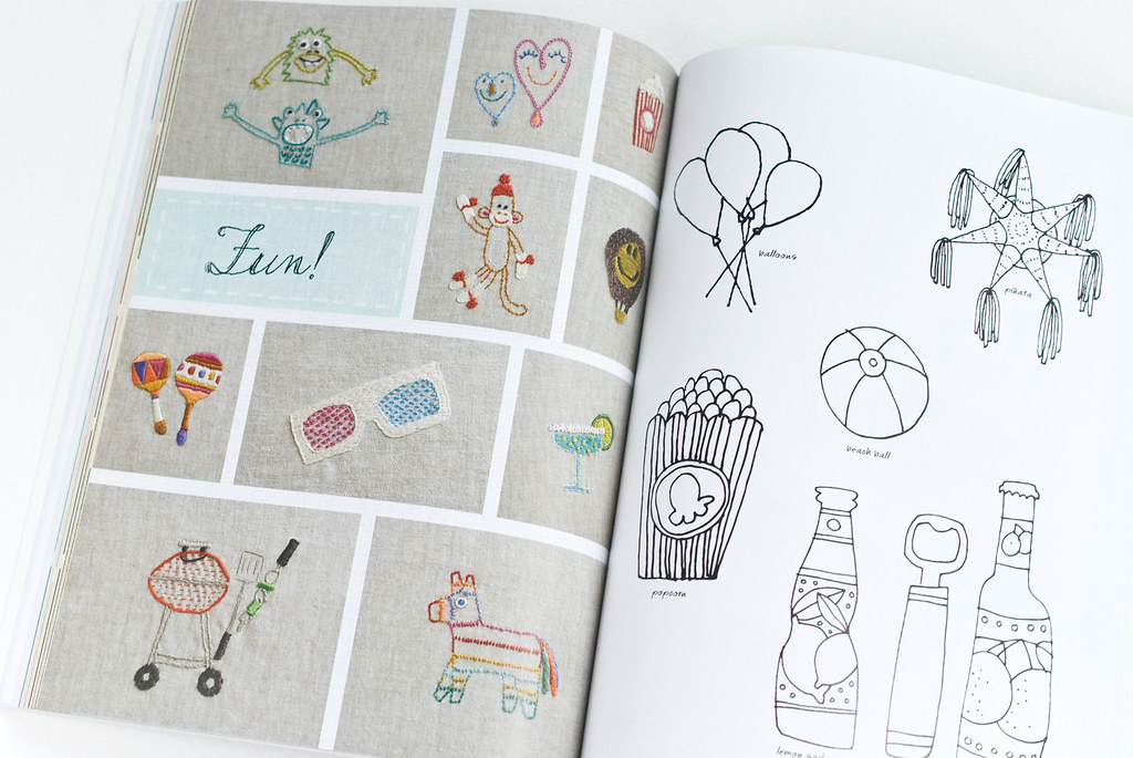 Pen to Thread Book Review