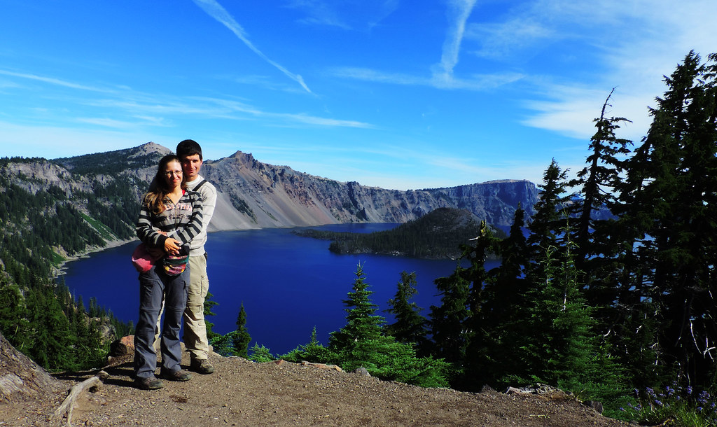 How not to quit your job and travel: Crater Lake, Oregon, USA