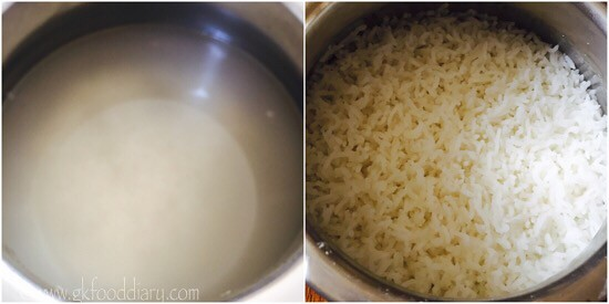 Corainder Rice Recipe for Toddlers and Kids - step 1