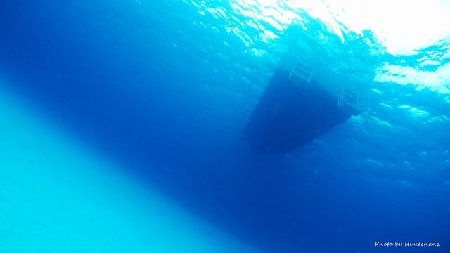 黒島の海に癒やされて♪