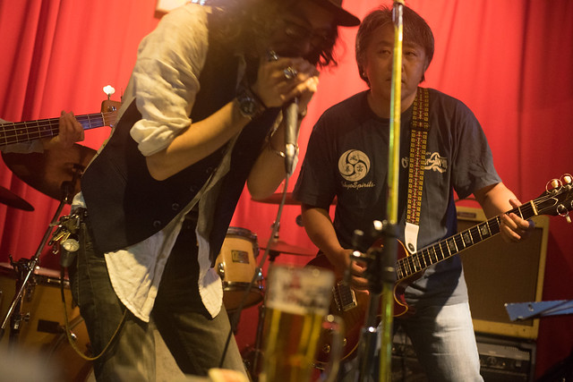 T.G.I.F. Blues Session at Terraplane, Tokyo, 08 Apr 2016 -00113