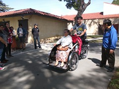Photo credit: Cycling Without Age