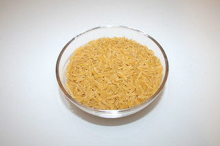12 - Zutat Kritharaki / Ingredient kritharaki
