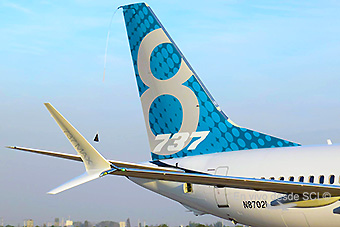 Boeing B737 MAX 8 (Roberto Araya) 1
