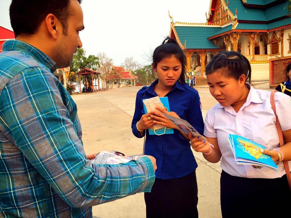 29-March-2016-LEAFLETING-Cambodia and Laos