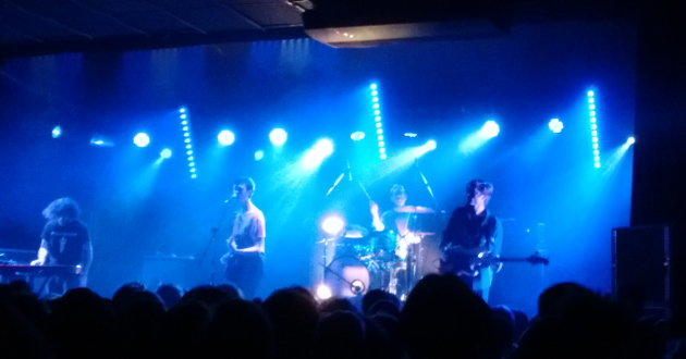 That Was The Show That Was: Ought with Trash Kit | The Dome, London | 26 April