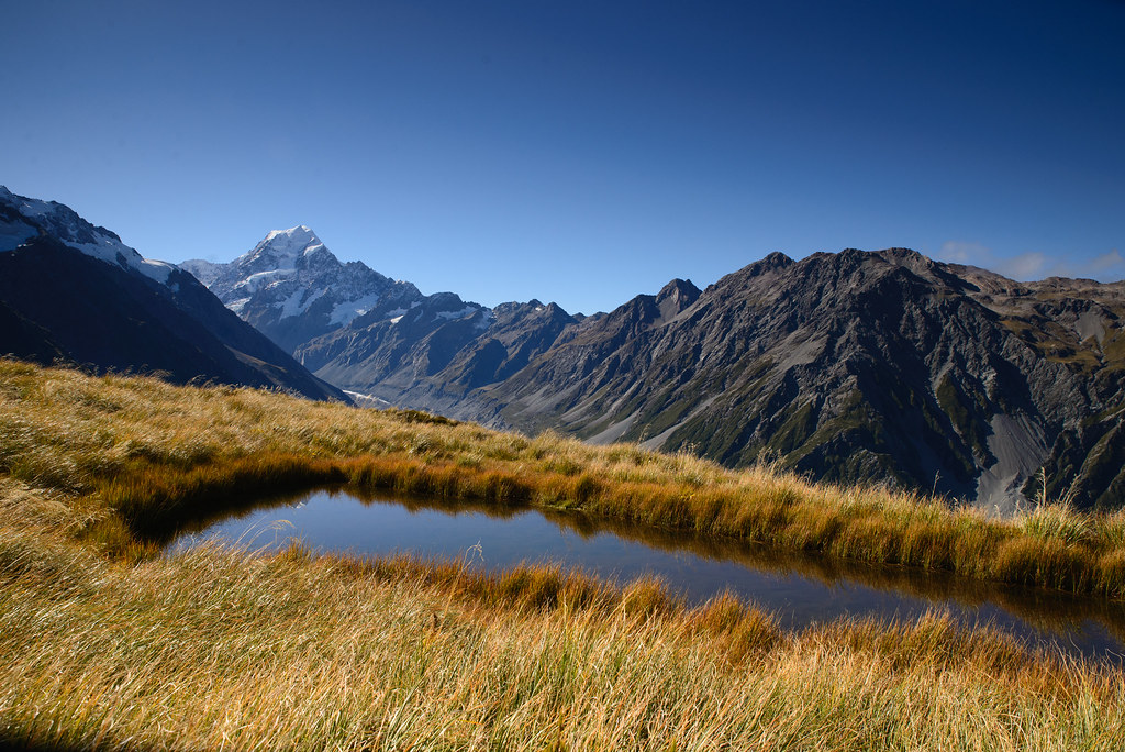 Mullers Track, Mt Cook