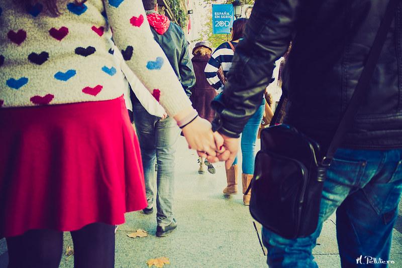 Juntos de la mano