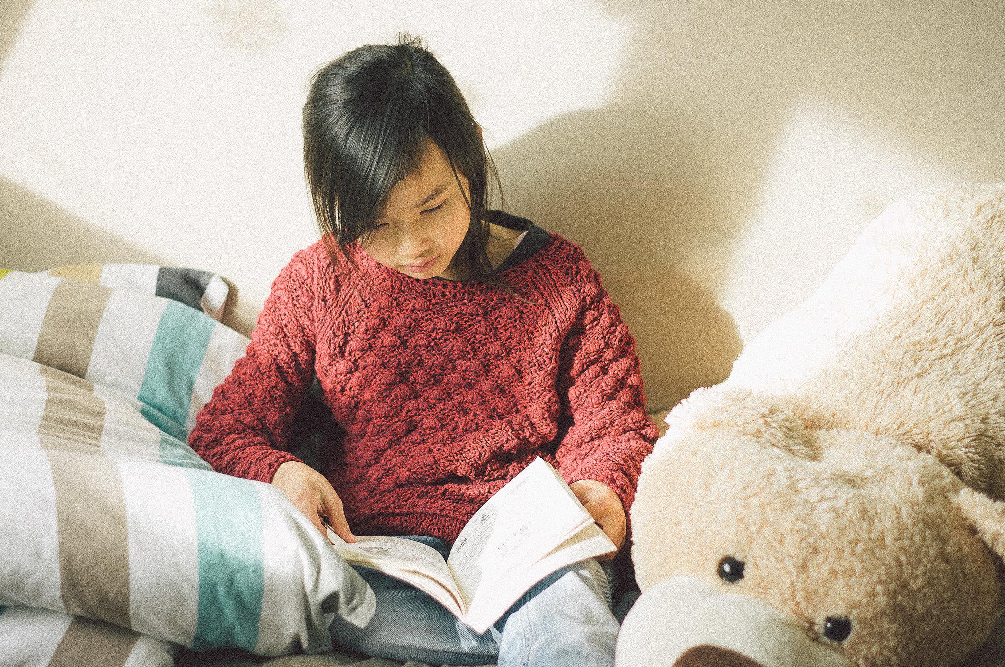 la joie de lire