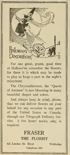 The Wellesley News (10-23-1919)