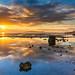 Sunset in Bohol by Loïc Lagarde