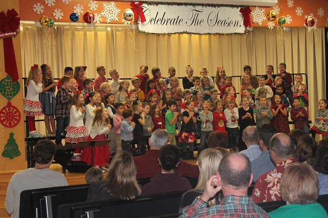 Kinley's Christmas Program