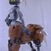 Diane the Centaur by lingonkart