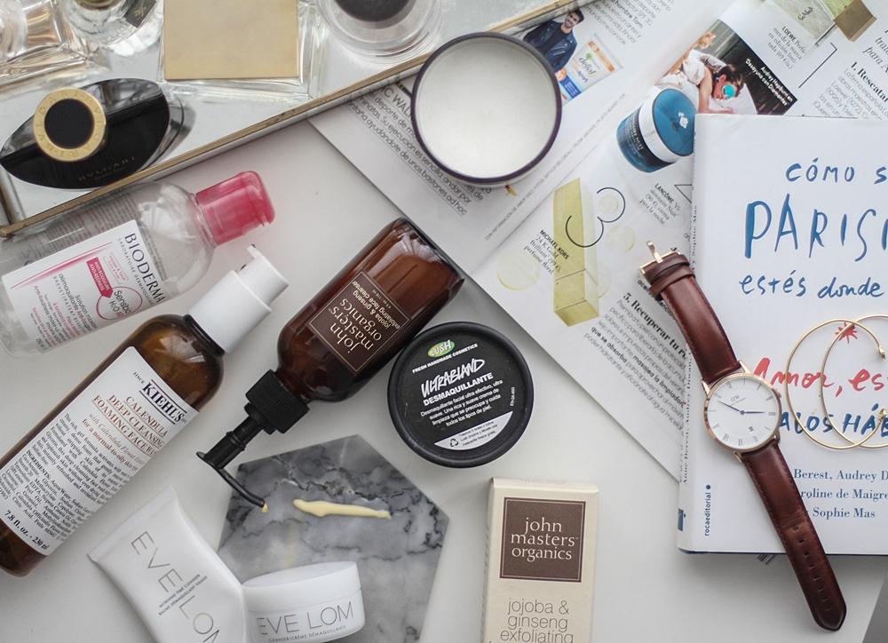 cinco limpiadoras para piel sensible