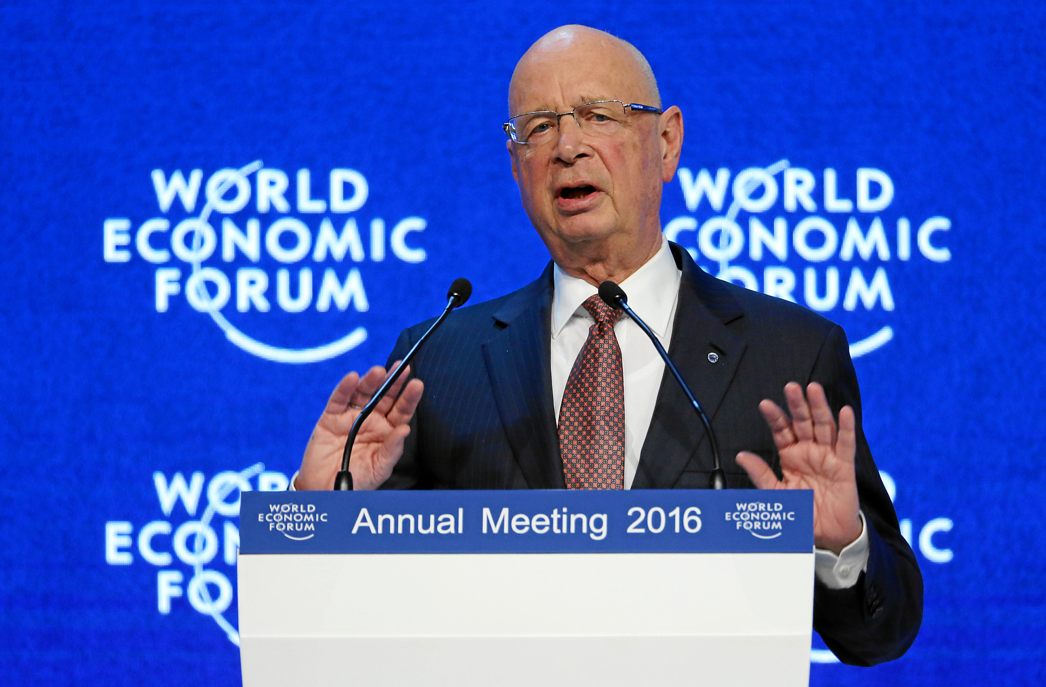 Welcoming Remarks and Special Address: Klaus Schwab
