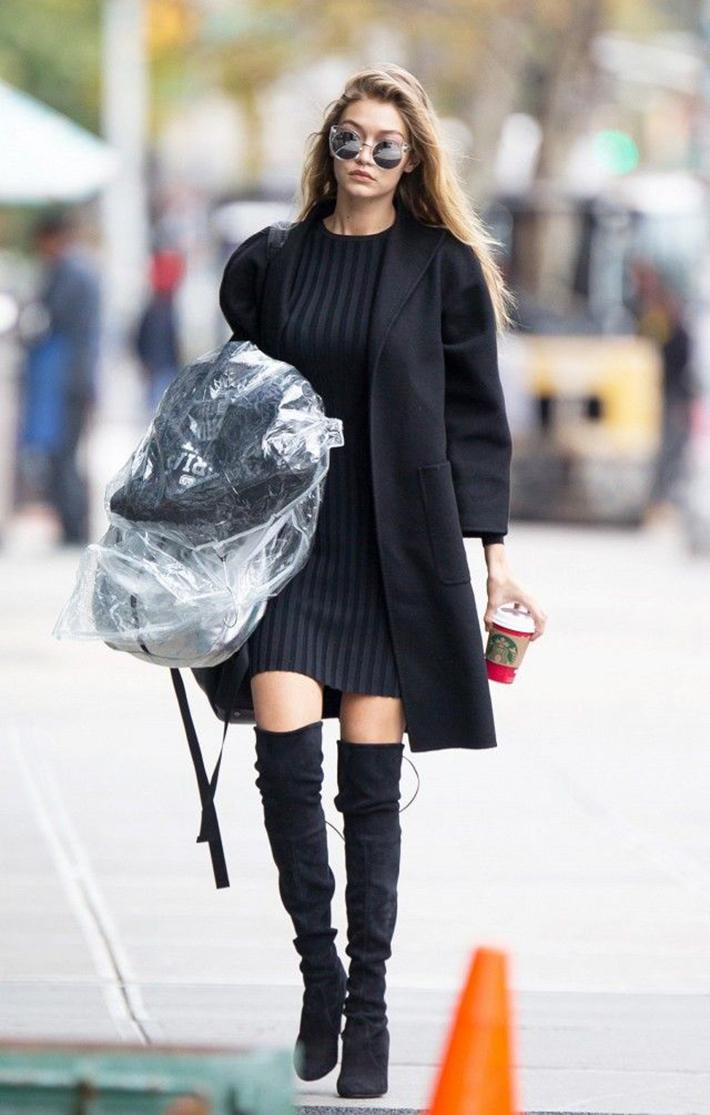 Gigi Hadid Style Fashion Street style6