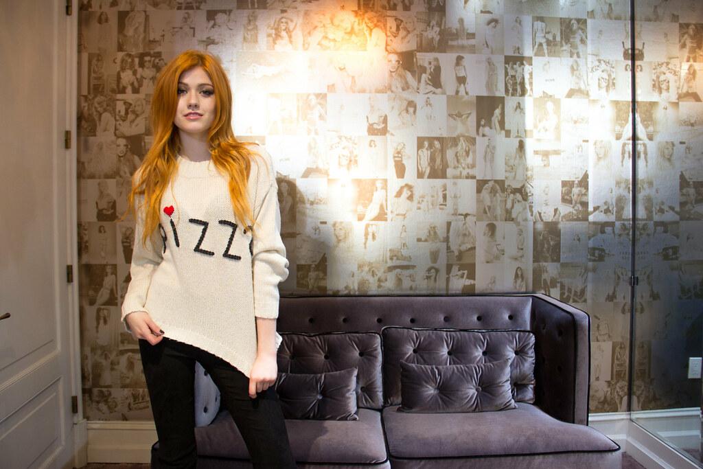 Кэтрин МакНамара — Фотосессия для «Popular TV» 2016 – 8