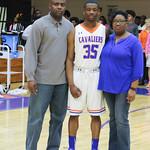 RNE Basketball Senior Night Recognition